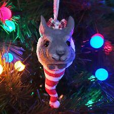 Chinchilla Christmas Tree Decoration Ornament
