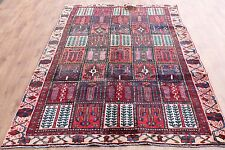 OLD WOOL HAND MADE PERSIAN ORIENTAL FLORAL RUNNER AREA RUG CARPET303 X 190 CM