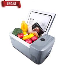 13Qt Portable Car Freezer Fridge Camping Travel Mini Refrigeror Electric Cooler