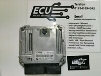 Motorsteuergerät ECU Bosch 0281032671 DDE8591073 EDC17C50 IMMO OFF / Clone*