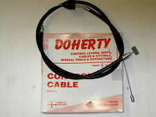 """Front Brake Cable Doherty 42"""" Triumph conical 1971 60-3075 60-3557 with switch"""