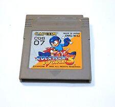 Rockman World 3 Game Boy Japan Megaman 3 Capcom