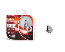 OSRAM 12V Night Breaker Laser +150% mehr Helligkeit + Magnet Handyhalter HOLD-01