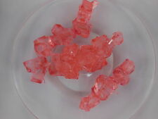 Strawberry Rock Candy Old Fashion ON the String  2Lbs Dryden & Palmer