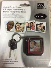 "Digital Photo Keychain 1.5"" new in box"