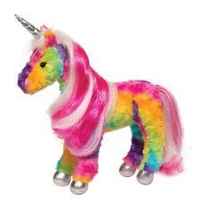 Joy Princess Rainbow Unicorn 12 Inch Stuffed Animal by Douglas Cuddle Toys 770