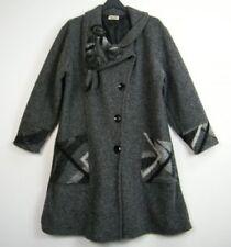 Abrigos y chaquetas de mujer capas 100% lana