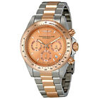 Invicta Speedway Chronograph Rose-Gold Tone Two-tone Stainless Steel Mens Watch