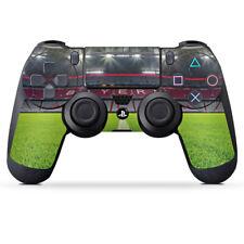 Sony Playstation 4 PS4 Slim Controller Folie Aufkleber Rasen FC Bayern München