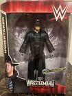 WWE Undertaker Elite Figure WWF Wrestlemania Streak Flashback Mattel Toy In Box