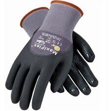 PIP 34-845 Maxiflex Pontilhado Palms 3/4 Casaco Nitrilo Micro-Luvas De Espuma Tamanho: S-2X