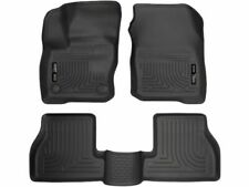 For 2016-2018 Ford Focus Floor Mat Set Front and Rear Husky 74548HM 2017 RS