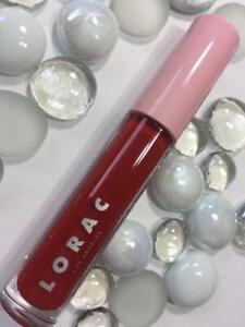 LORAC Mod Goddess Alter Ego Lip Gloss ATHENA (true red) .13oz Full Size - NEW!