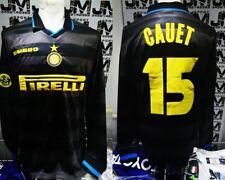 Maglia/shirt/camiseta Inter Milan Cauet Uefa 98 Umbro