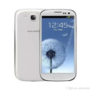 Samsung Galaxy S III LTE-4G -GT-I9305 - 16GB - WHITE (Unlocked) Smartphone