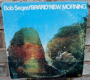 Bob Seger Brand New Morning LP Record. Capitol ST-731. 1971