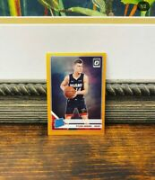 2019-20 Donruss Optic Tyler Herro Orange Prizm Rated Rookie /199 Heat 🔥📈