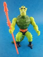Vintage Toy Figure MASTERS OF THE UNIVERSE - WHIPLASH Complete 1980's MOTU