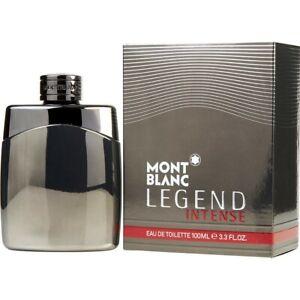 Mont Blanc Legend Intense 100ml/ 3.3oz EDT Spray For Men