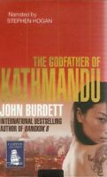 John Burdett - The Godfather of Kathmandu (Playaway MP3 A/Book 2009) FREE UK P&P