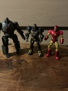"Iron Man 2008 6"" Iron Monger Hasbro LOOSE Marvel Legends And Iron Men Read Desc"