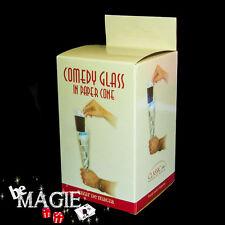 Verre comédie - Comedy glass - Bazar de magia - Tour de magie