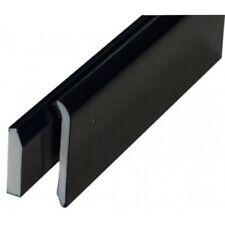 SureEdge EPDM Gutter Trim For Rubber Roofs BLACK