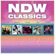 Sub-Genre NDW CDs aus Deutschland mit Album und Rock
