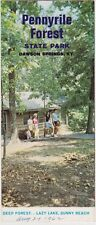 1962 Pennyrile Forest State Park Brochure