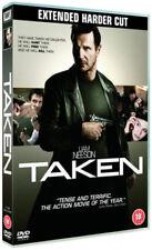 Taken DVD (2009) Liam Neeson ***NEW***