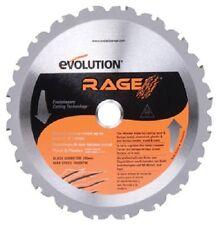 "Evolution 7-1/4"", 20T Tungsten Carbide Tipped Saw Blade"