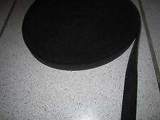 (1,38 € / m)  5 m Gummiband 4 cm Breit Farbe: Schwarz  Hohe Spannkraft