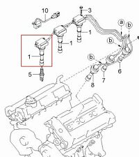 s l225 coils, modules & pick ups for kia sorento ebay 2003 kia sorento spark plug wire diagram at gsmx.co