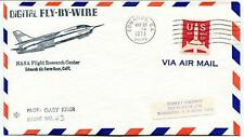 1973 F-8 Digital Fly-by Wire - Gary Krier - Flight Research Center Edwards NASA
