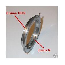 Adattatore ottiche LEICA R  a corpo Canon EOS