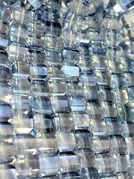Fire polish Czech glass beads,300 cube cut beads