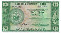 WESTERN SAMOA 1 TALA 1967 (2019 2020) P-16d New Letter S  UNC