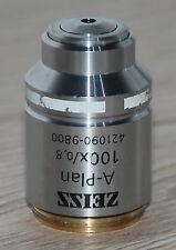 Zeiss MICROSCOPIO Microscope obiettivamente a-Plan 100x/0,8 - filettatura m27