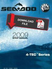 Sea-Doo 2009 GTI SE 155 Jetski Service Manual