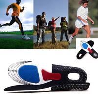 Insertion de semelle intérieure de sport de gel d'orthèse le coussin chaussure I