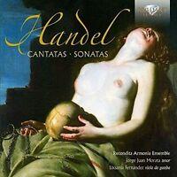 Handel: Cantatas & Sonatas, New Music
