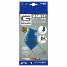 NEO G Ankle Support with Figure 8 Strap - Universal Size Class 1 Medical Device