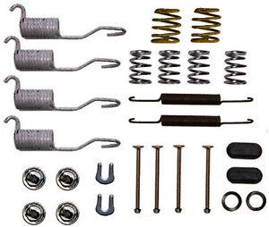 Drum Brake Hardware Kit Rear ACDelco Pro Brakes 18K584