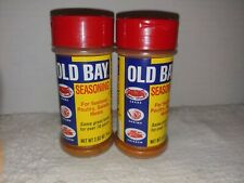 (2pk) OLD BAY Shaker Bottle Seafood Seasoning, 2.62 oz FREE SHIPPING
