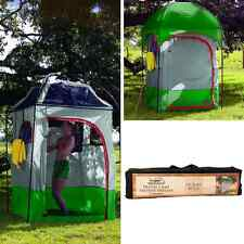 Camping Shower Shelter Portable Toilet Tent Outdoor Changing Room Heavy Duty New