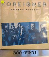 Foreigner - Double Vision - Vinyl LP - A1/B1 Ex Con Atlantic K50476