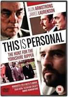 This Is Personal - The Hunt For The Yorkshire Ripper [DVD][Region 2]