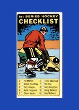 1964-65 Topps Set Break # 54 First Checklist EX-EXMINT *GMCARDS*