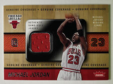 2008 Fleer Michael Jordan Game Used Jersey Patch