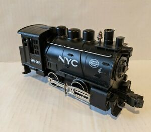 New York Central NYC RailKing 0-4-0 Metal Die-Cast Docksider Steam Locomotive
